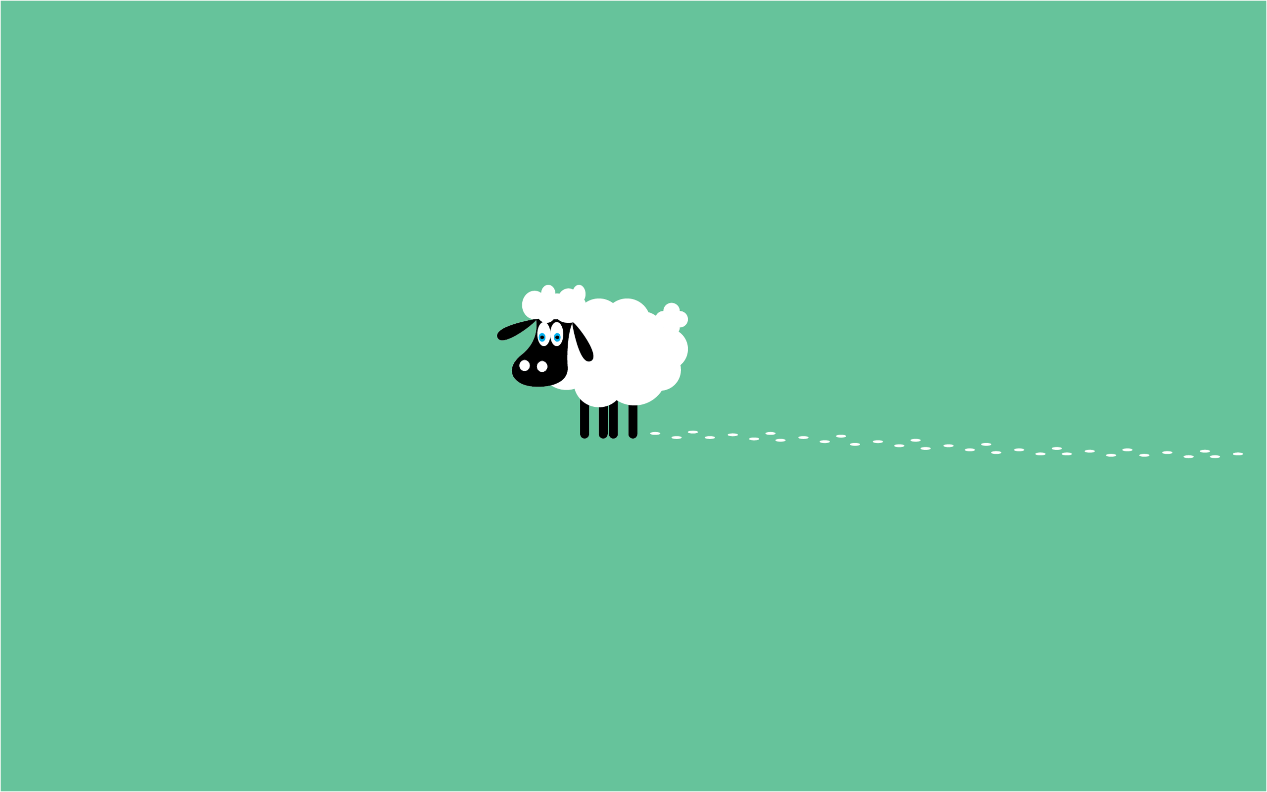 Sheep wallpapers wallpaper cave for Wallpaper home cartoon