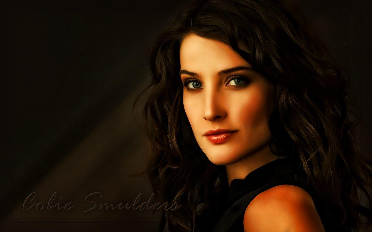 cobie smulders wallpapers - photo #12