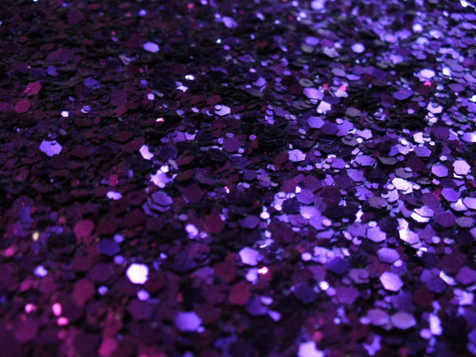 Glitter desktop backgrounds wallpaper cave - Purple glitter wallpaper hd ...