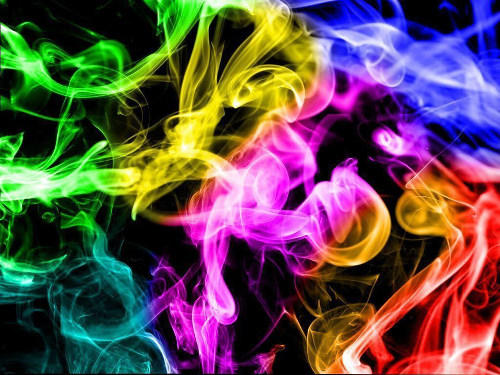 colorful smoke wallpaper designs - photo #12