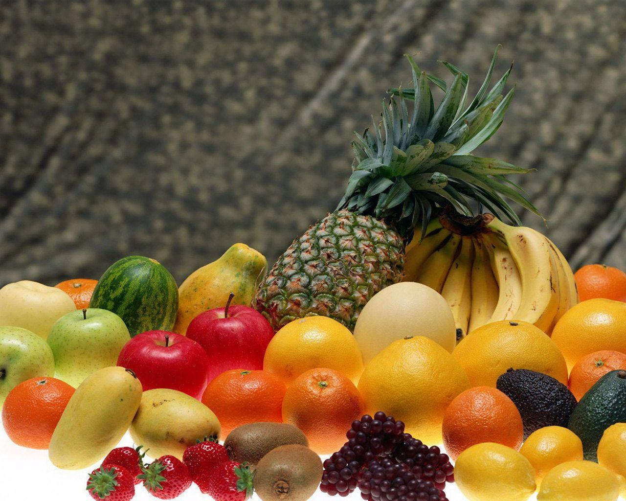 Wallpaper of fruits - Funny Fruit Wallpapers Zone Wallpaper Backgrounds