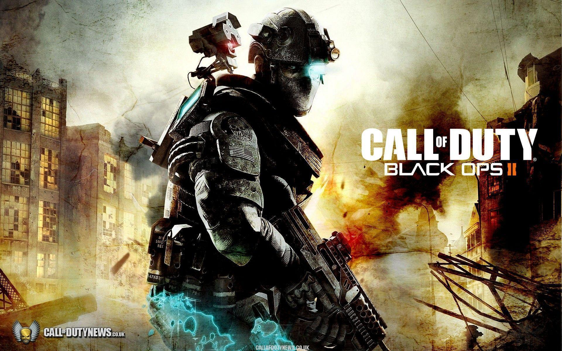 Call of Duty Black Ops 2 Game for Mac wallpapers