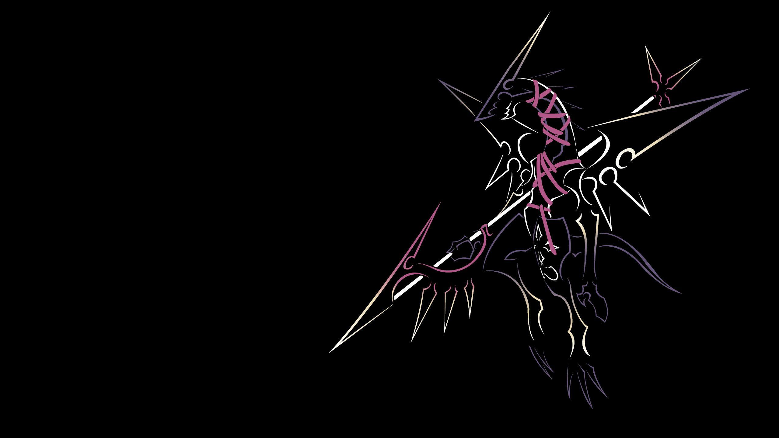 Images For > Kingdom Hearts Heartless Wallpaper Hd