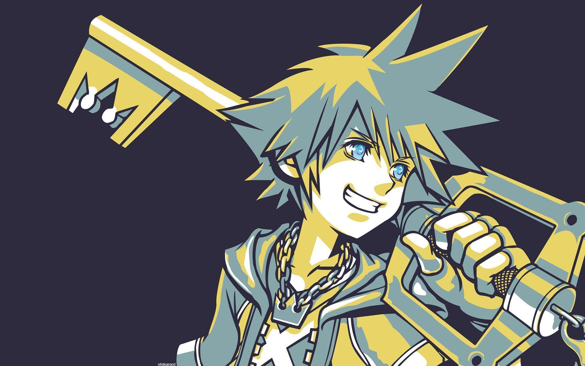 kingdom hearts background - photo #6