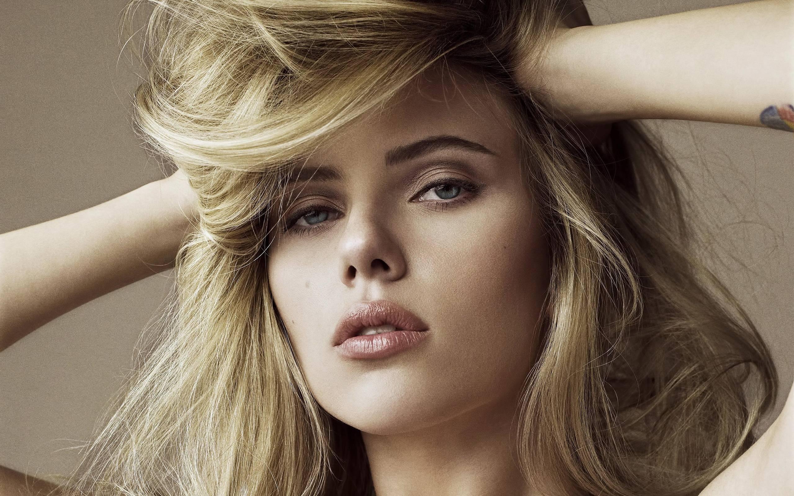 Scarlett Johansson Widescreen Wallpapers - Wallpaper Cave
