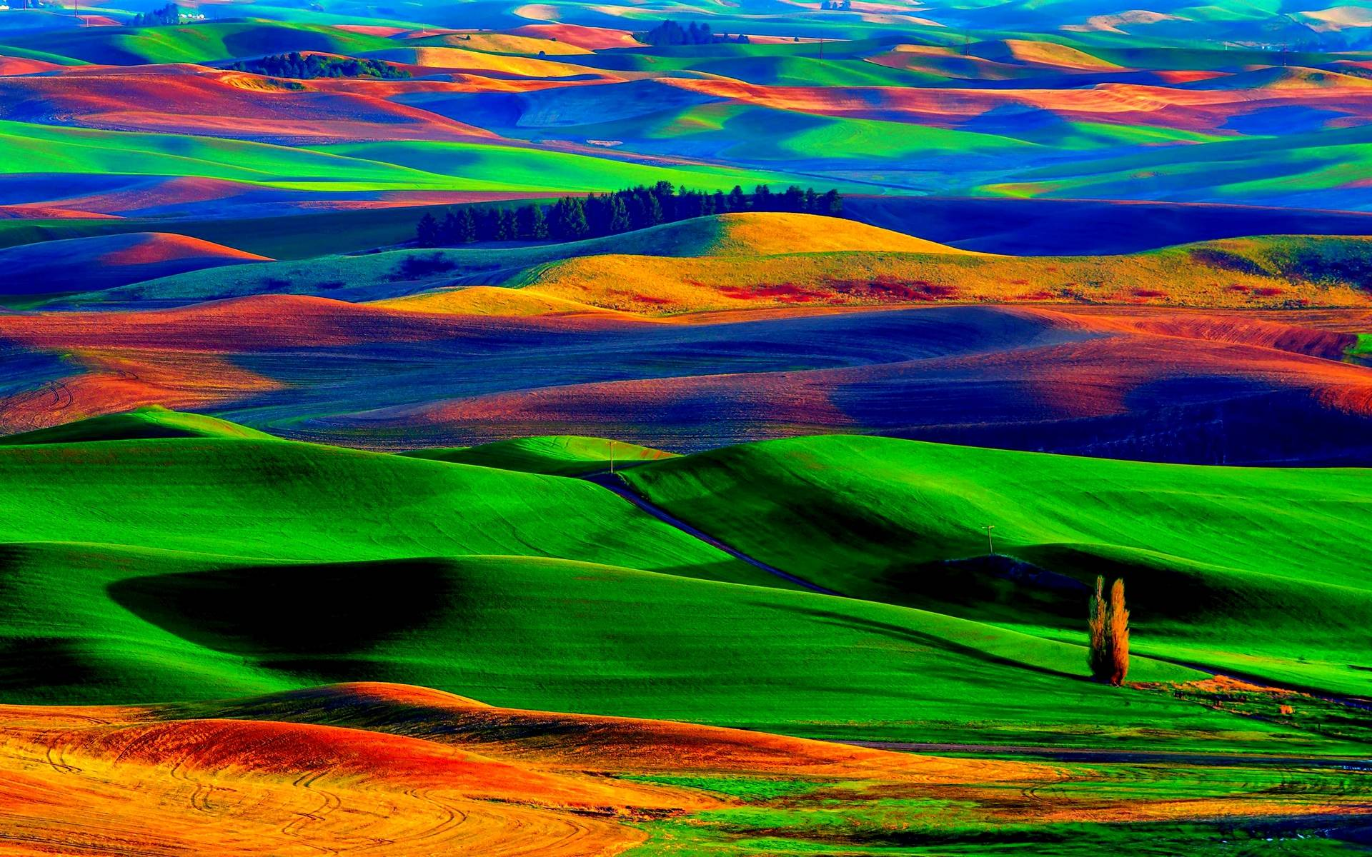 Colorful Nature Wallpapers - Wallpaper Cave