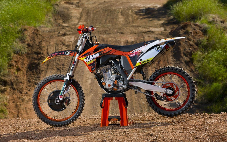 Ktm New 2016 Bike Wallpapers: Wallpapers Motocross KTM