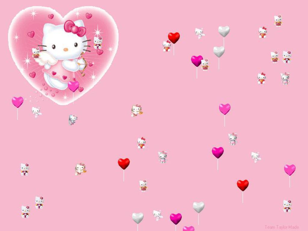 hello kitty birthday cave for > hello kitty background happy birthday