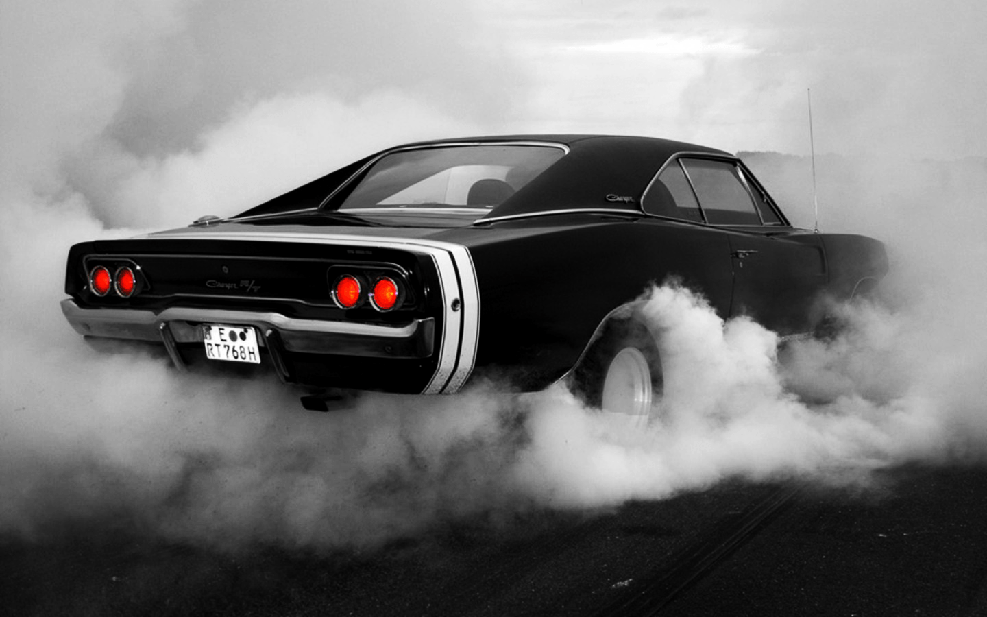1969 Dodge Challenger Wallpaper
