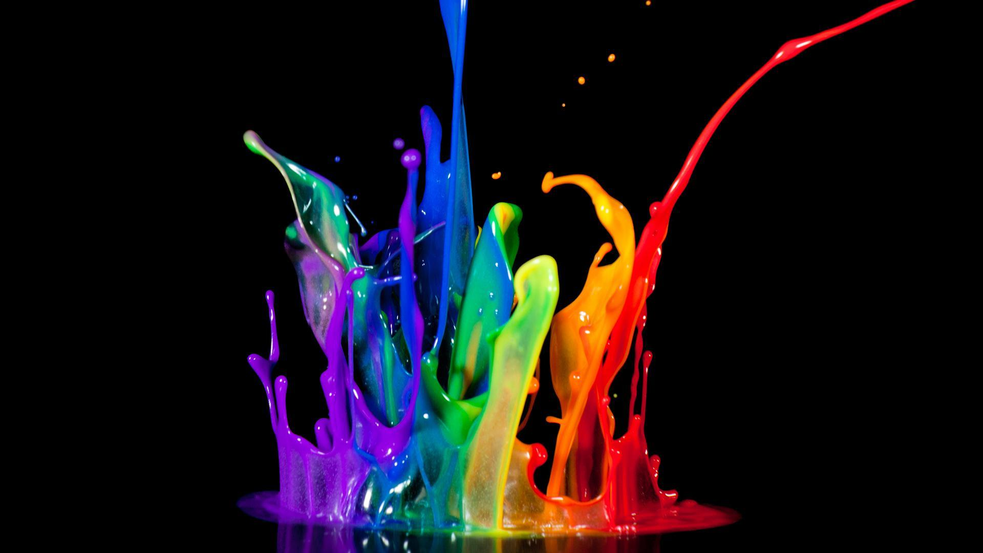 Hd wallpaper colour - Wallpapers For Color Splash Background Hd