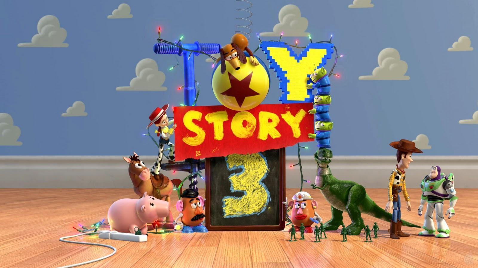 Disney Pixar Toy Story Cartoon Cahracters Wallpapers HD Wallpapers