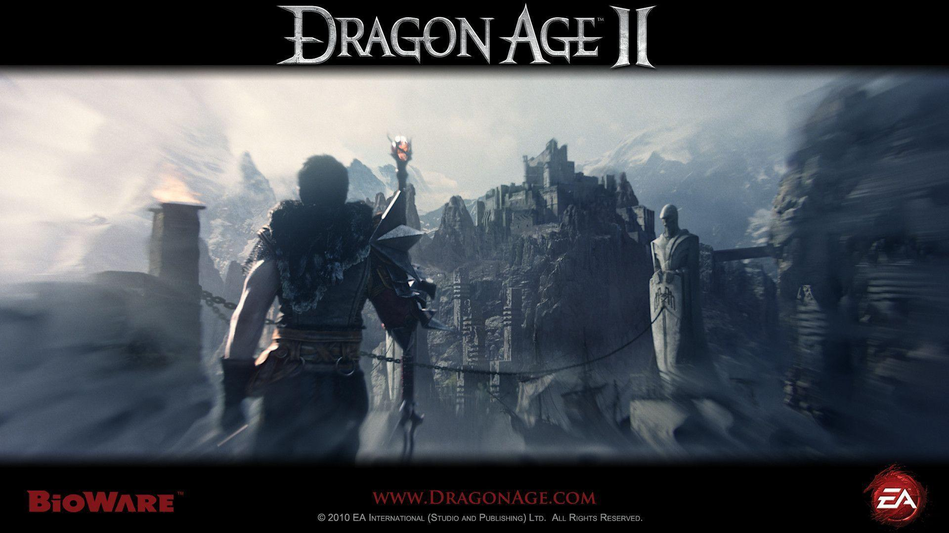 Dragon Age 2 Vision Wallpapers