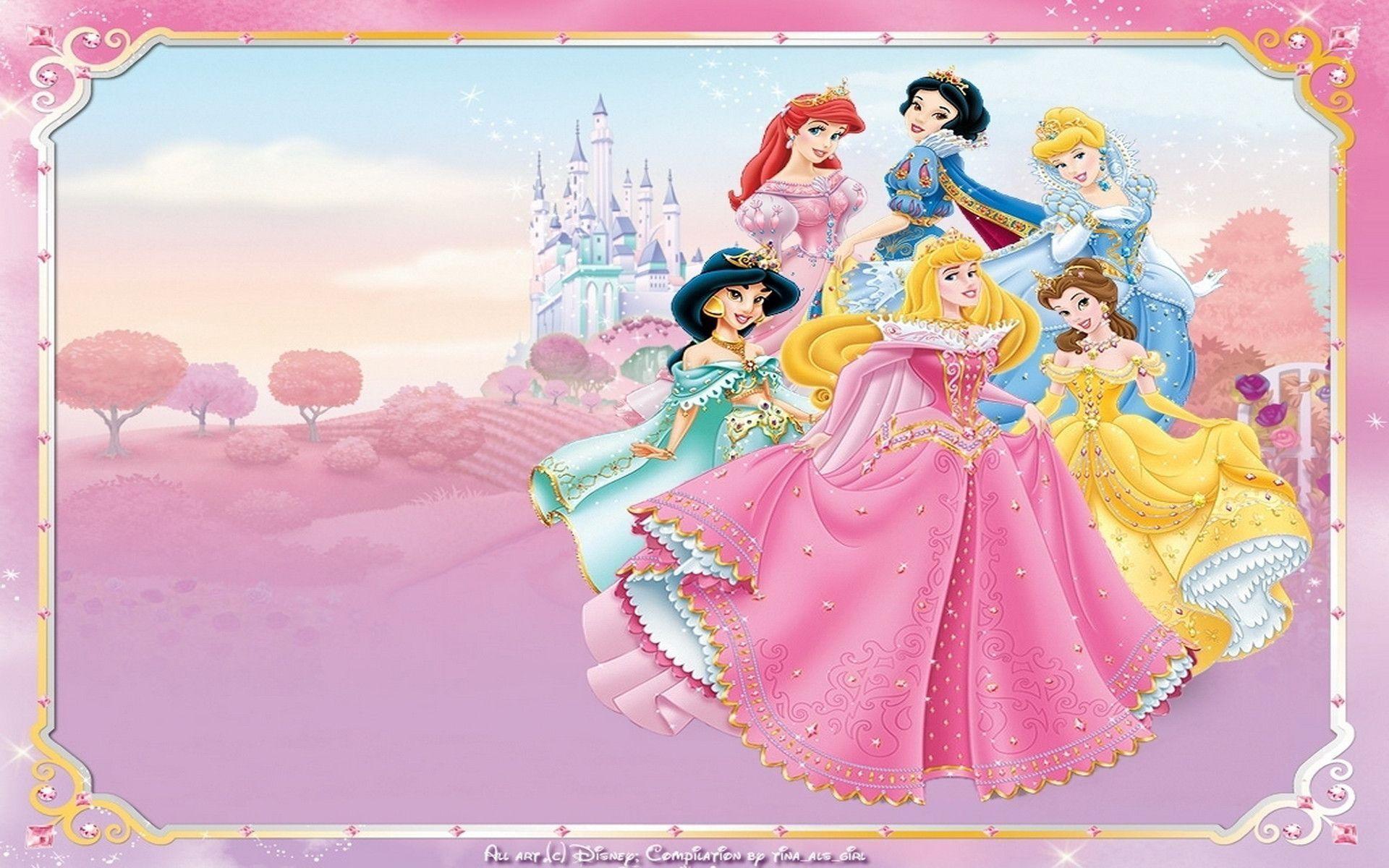 Wallpapers For Princess Wallpaper Desktop