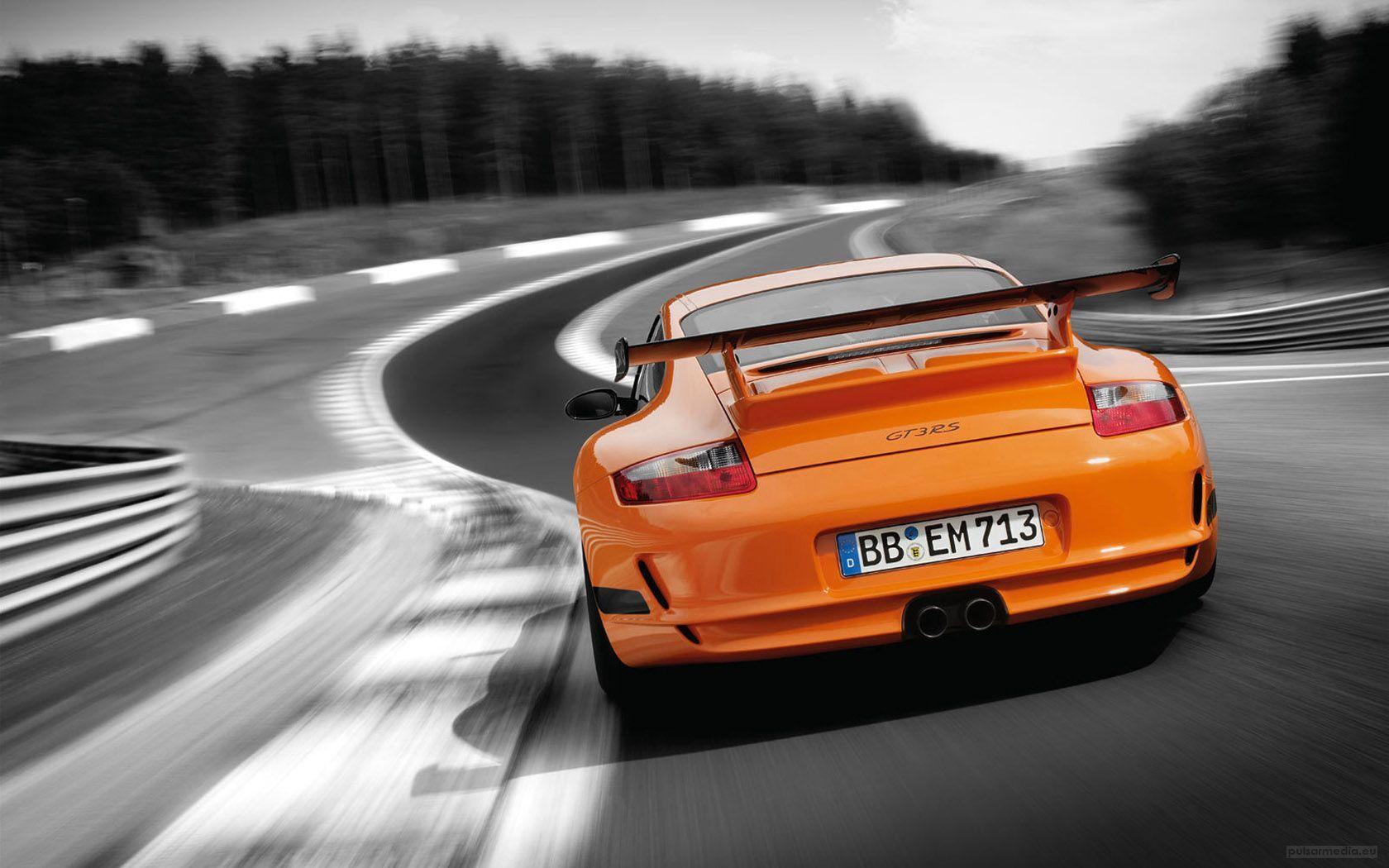 Porsche Gt3 Rs Wallpapers - Wallpaper Cave