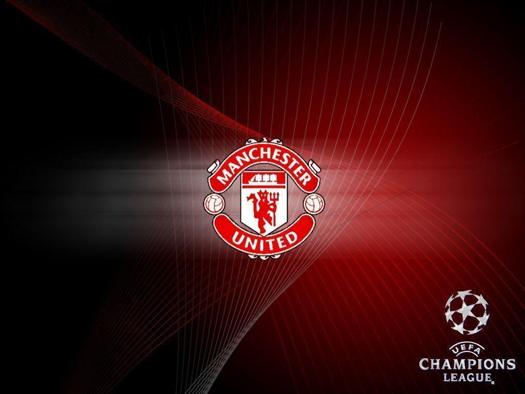 Manchester United Logo Wallpapers Wallpaper Cave