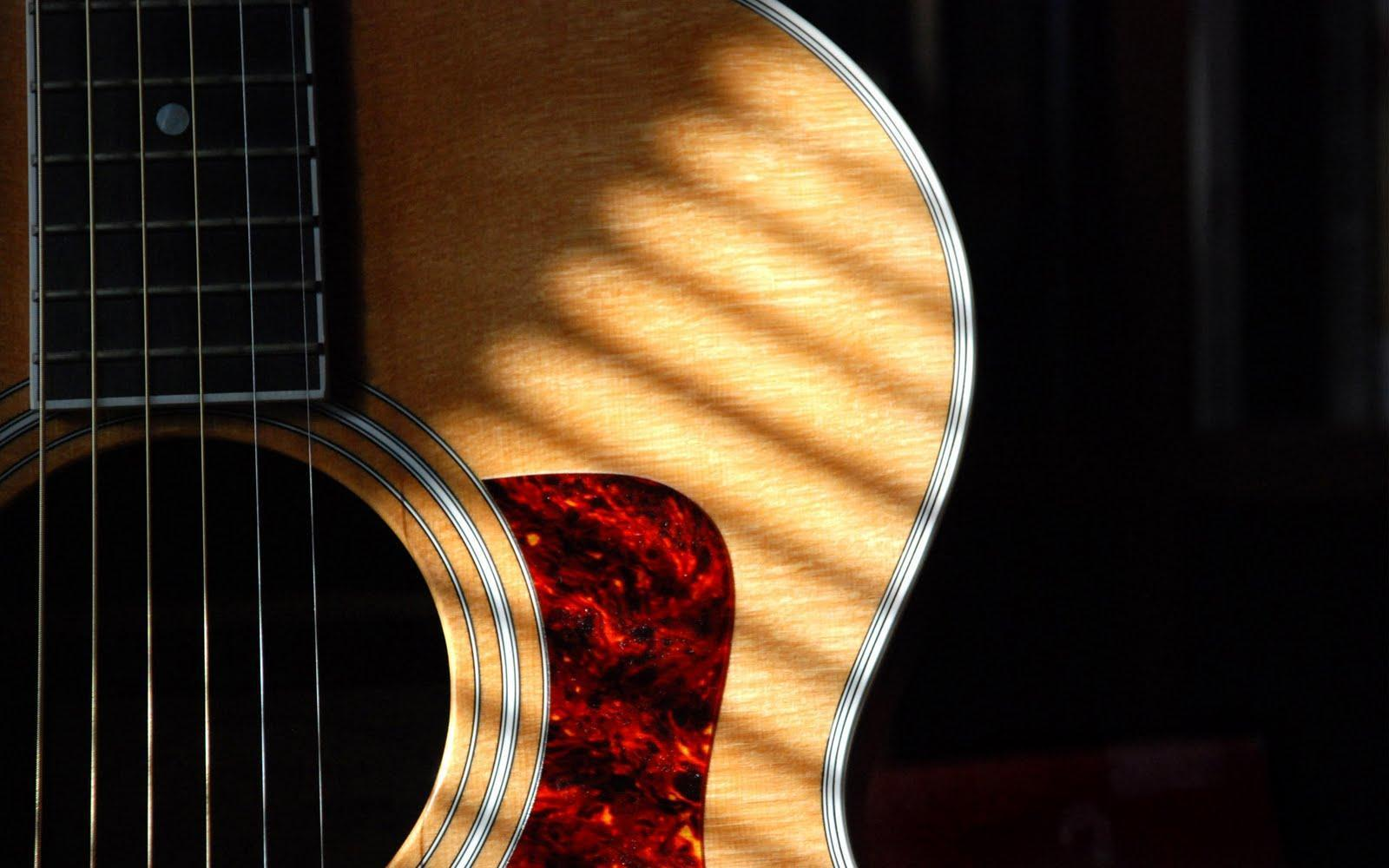 Wallpapers For > Acoustic Guitar Wallpapers