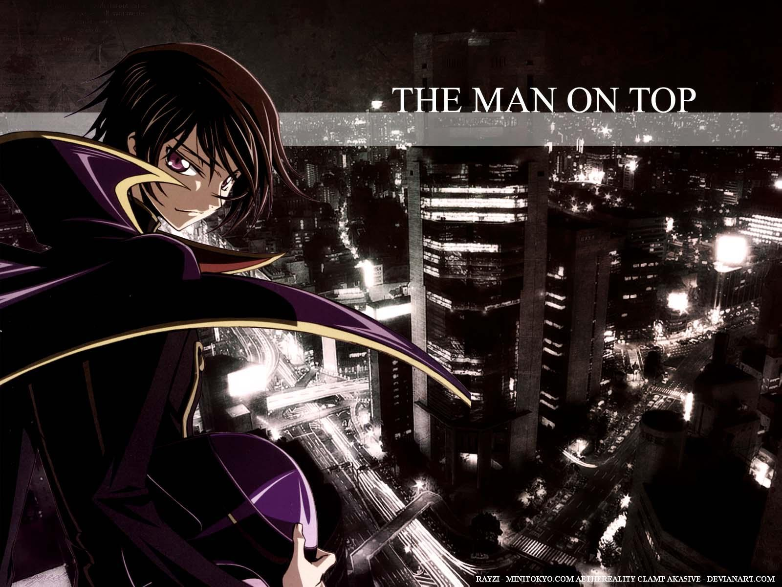 Image For > Lelouch Lamperouge Wallpapers