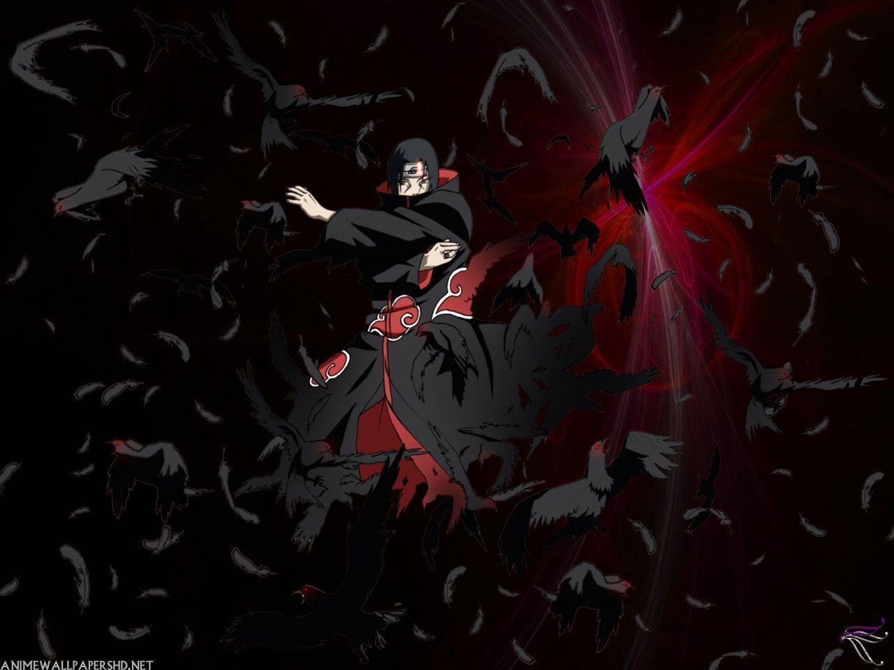 Wallpapers De Itachi Uchiha
