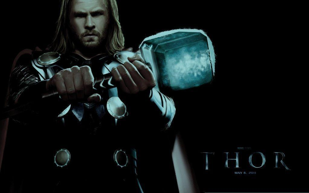 Logos For > Thor Logo Wallpapers Hd