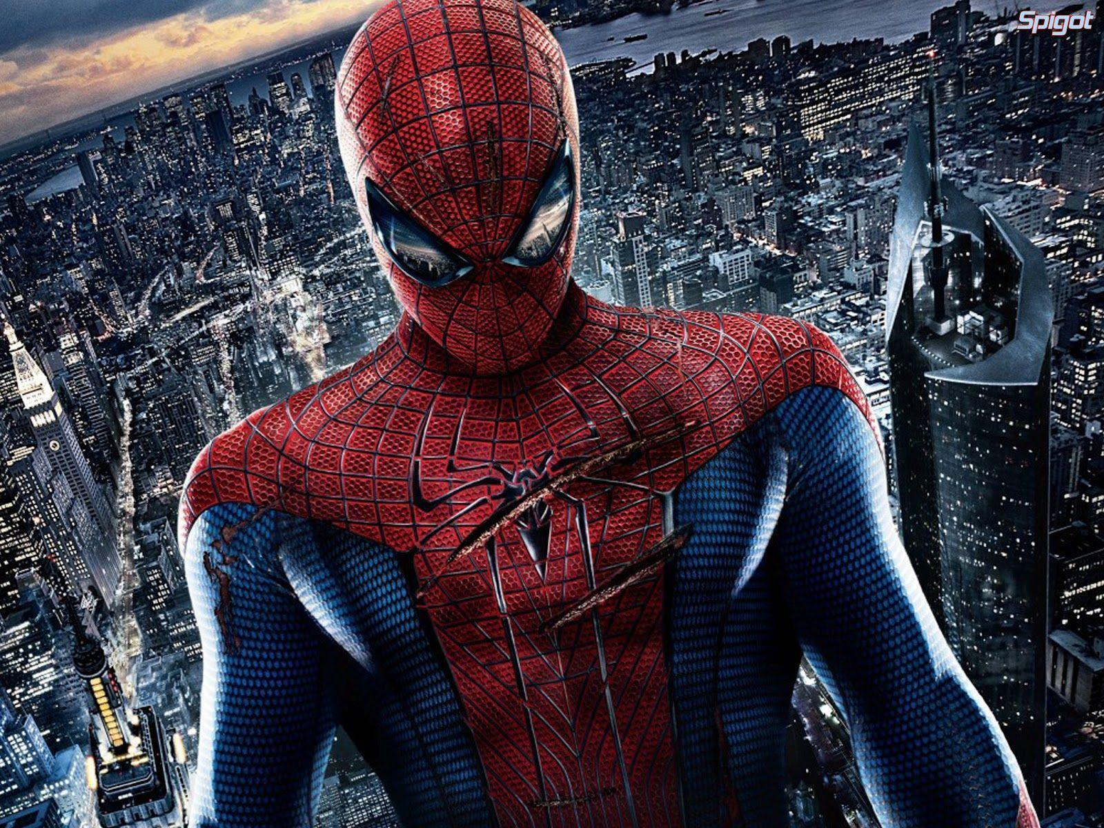 Spiderman Hd Background Wallpaper | Wallpaper Download