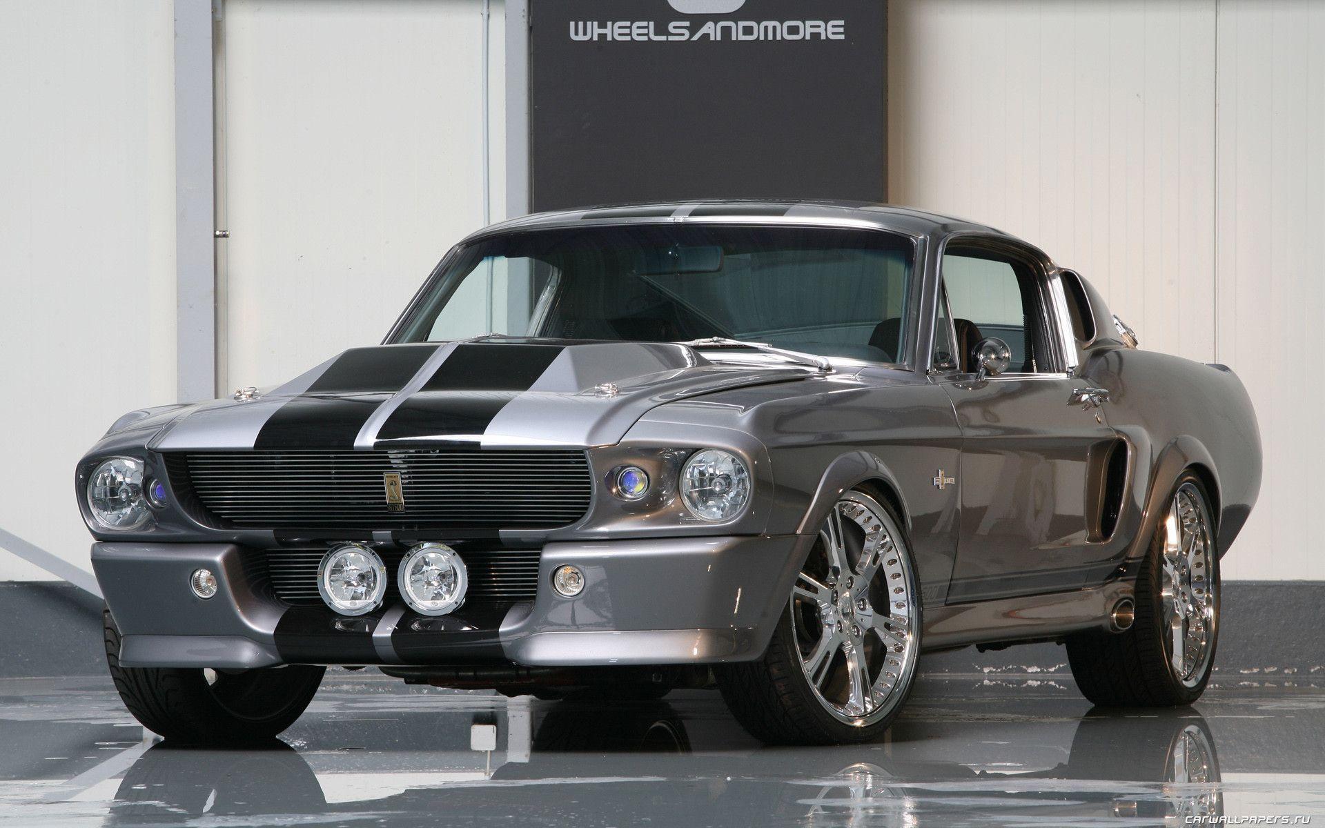 Mustang Eleanor 69
