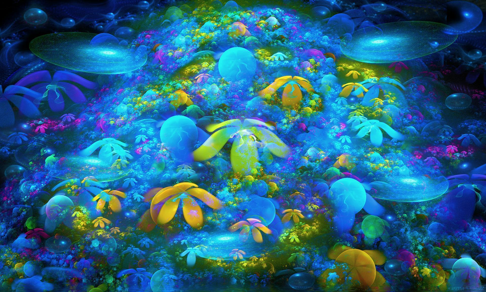Coral Reef - HD Wallpapers