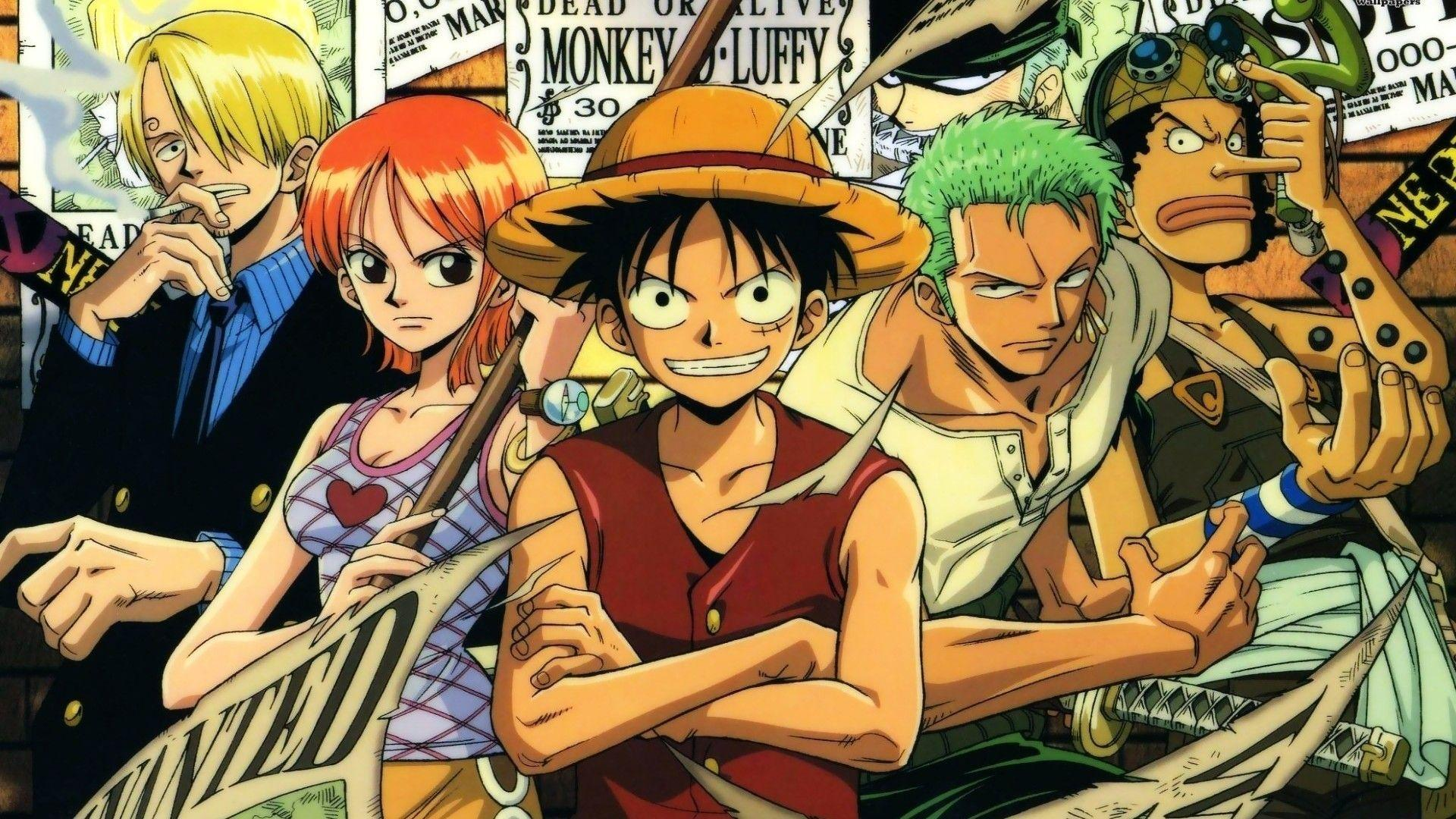 One Piece Mugiwara No Luffy HD Wallpapers Wallpapers