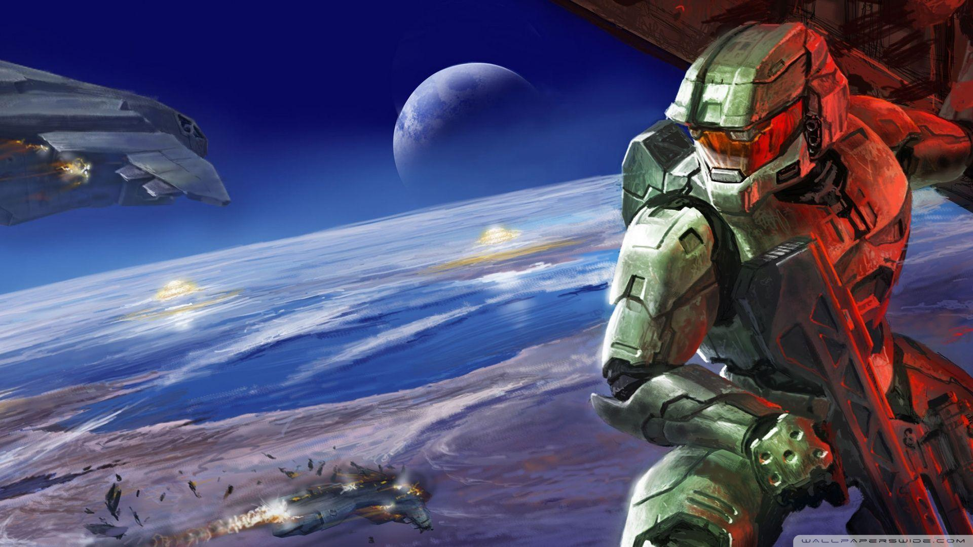 Halo Wallpapers 1920x1080 - Wallpaper Cave
