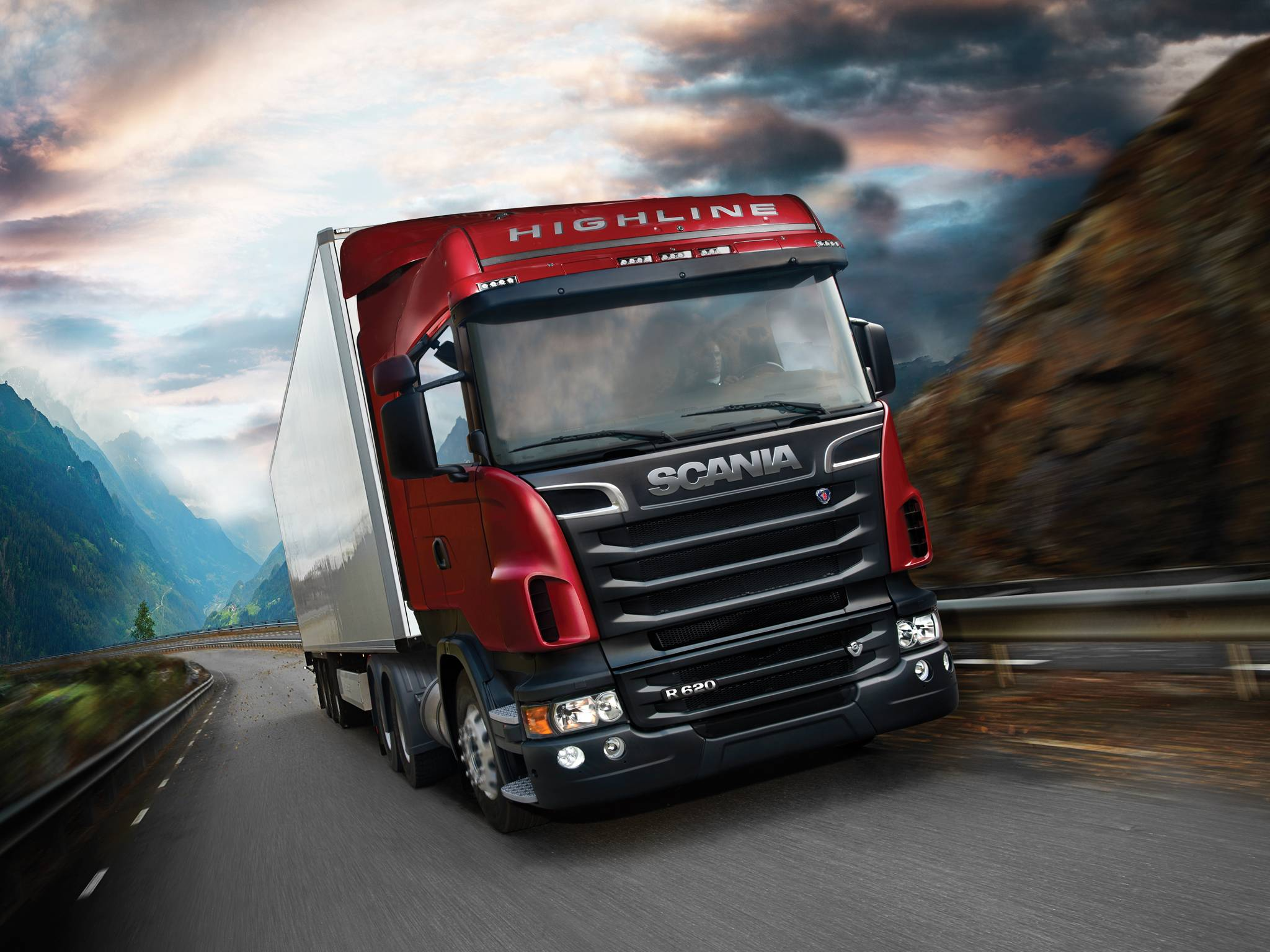 Scania Wallpapers - Wallpaper Cave