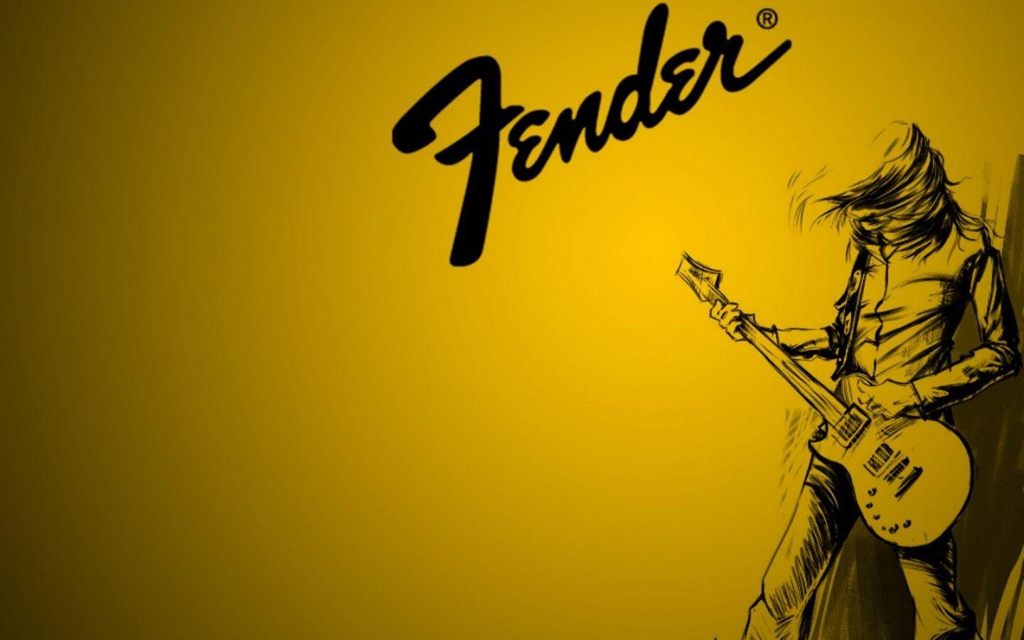 Wallpapers For > Fender Electric Guitar Wallpapers