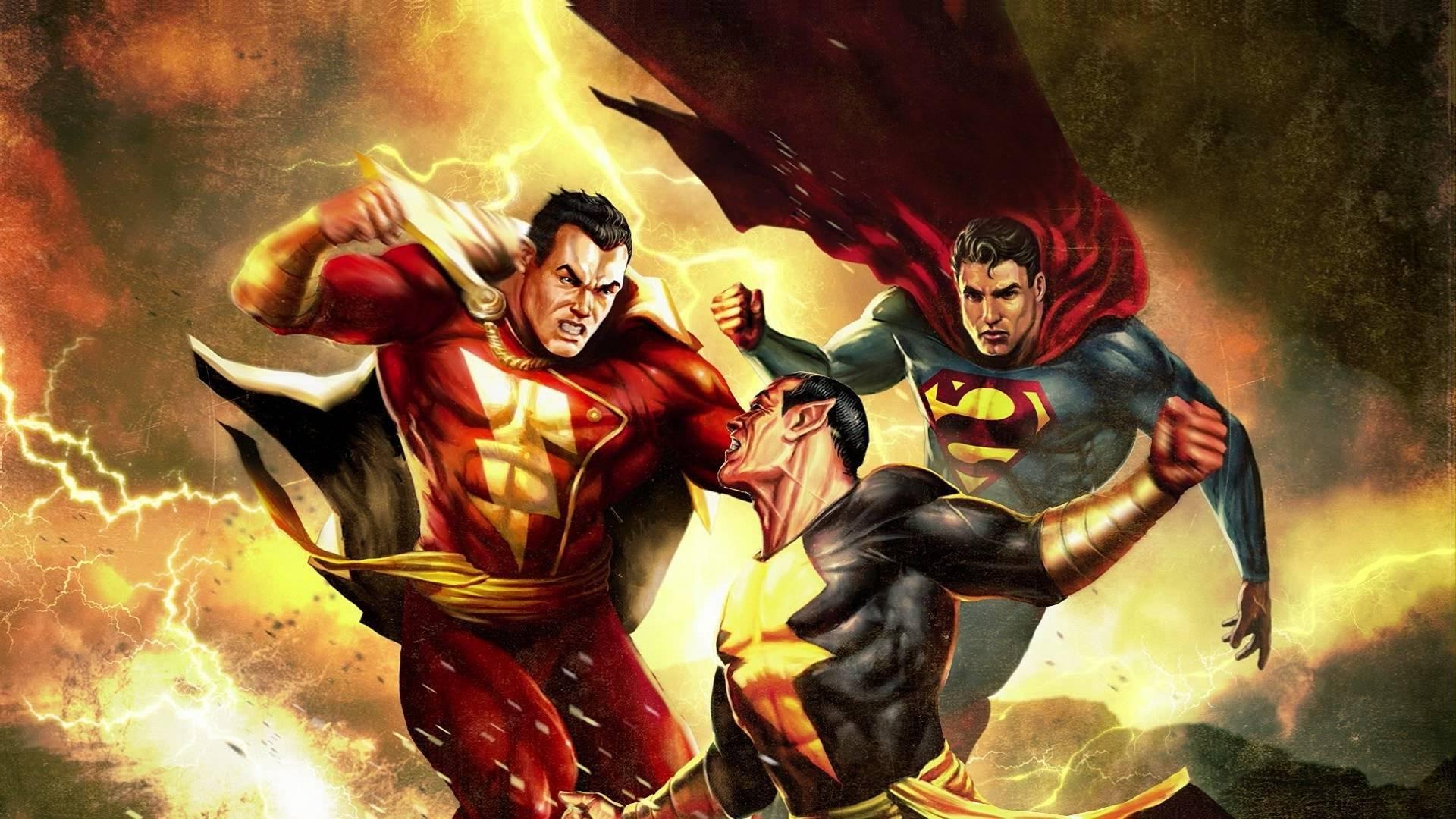 Captain Marvel Fantasy Art Wallpapers Hd Desktop And: Shazam Wallpapers