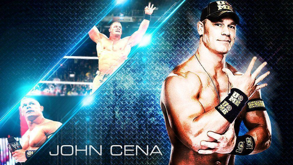wwe wallpaper 1280x1024 jhone chena - photo #1