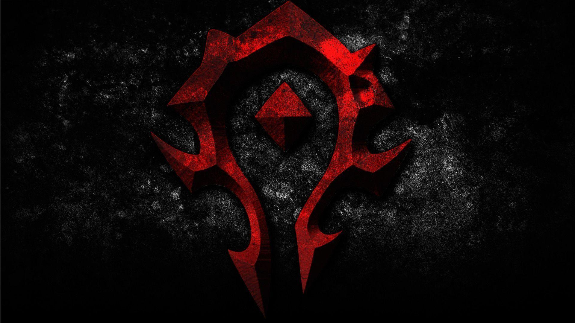 Warcraft Horde Logo Symbol Wallpapers HD