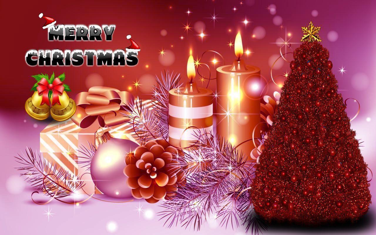 Merry Christmas Hd 1080P 12 HD Wallpapers