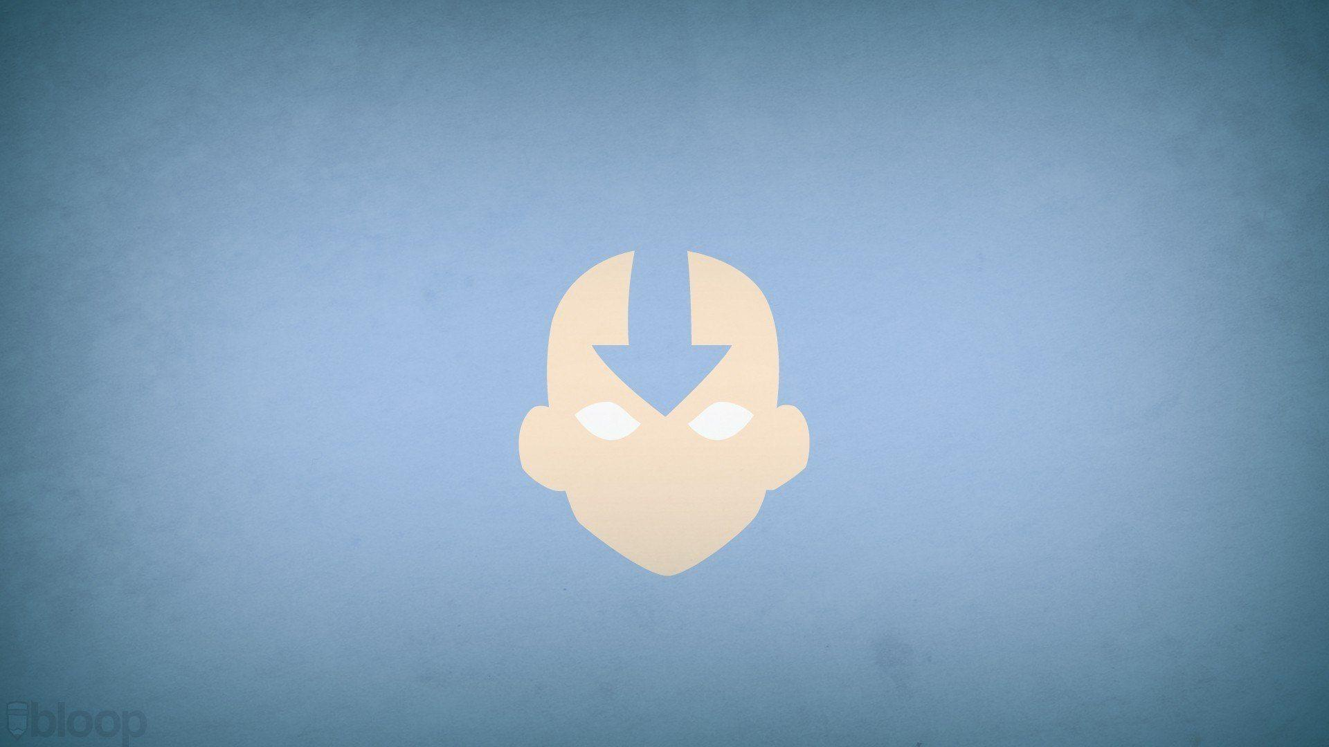 Avatar The Last Airbender Aang Logo