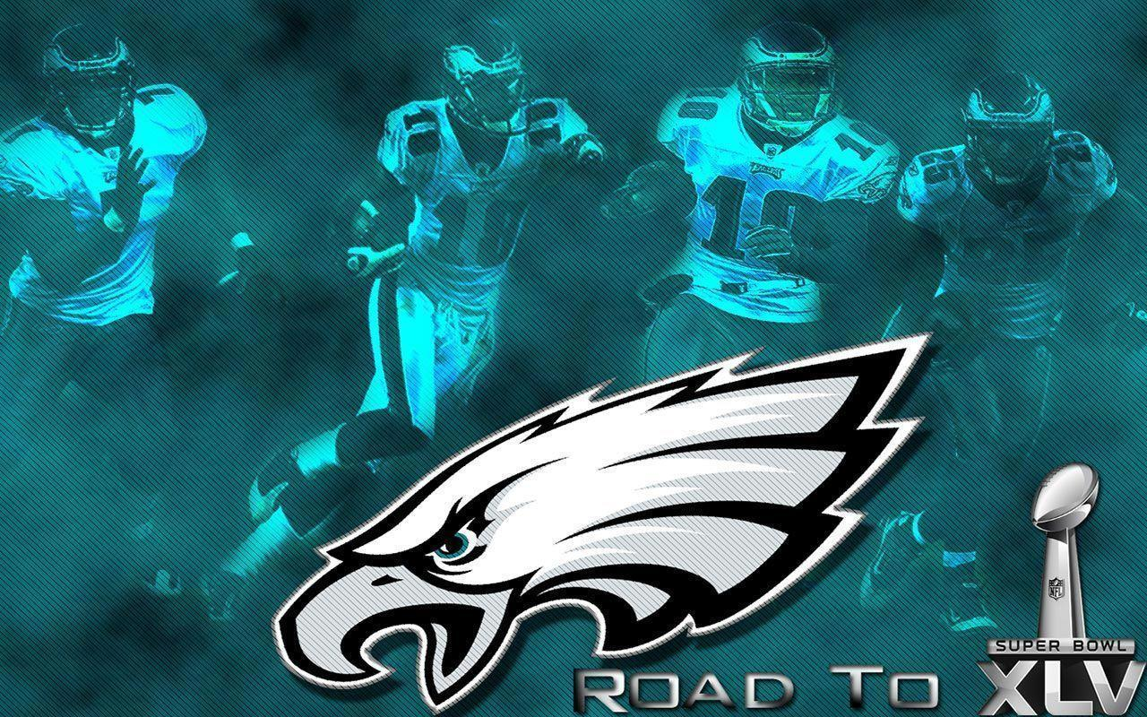 Free Wallpapers - Philadelphia Eagles - Road To Super Bowl wallpaper