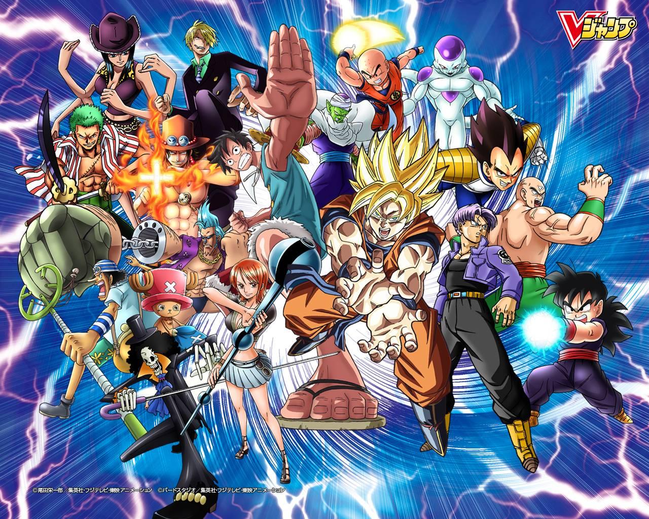 Goku And Naruto Wallpapers Wallpaper Cave