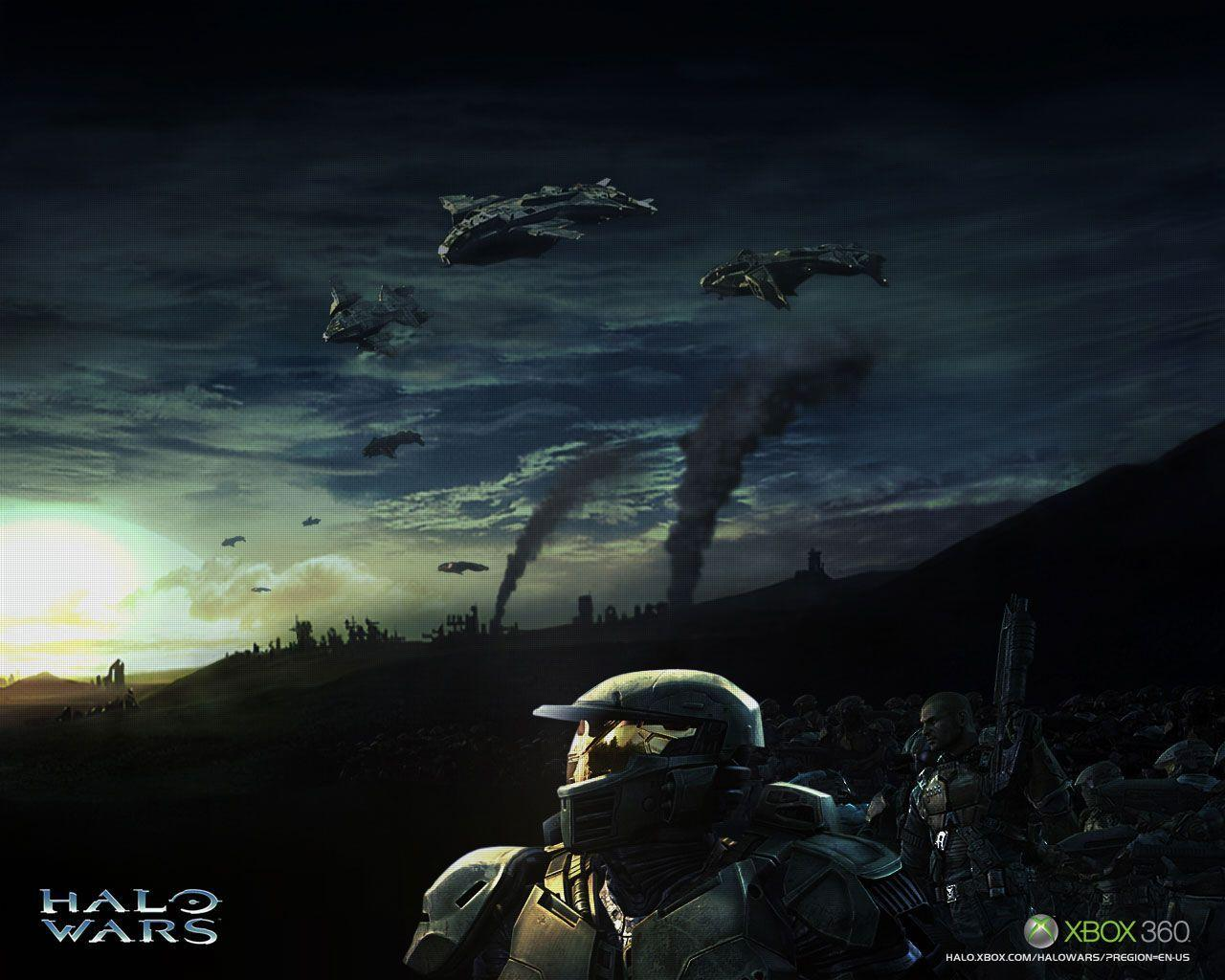 halo wars battles wallpaper - photo #13
