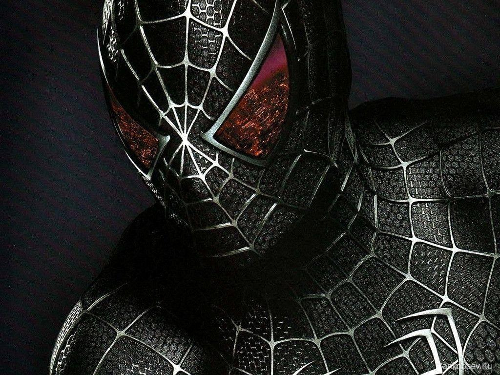 Spiderman 3 Hd Wallpapers 1080p: Black Spider-Man Wallpapers