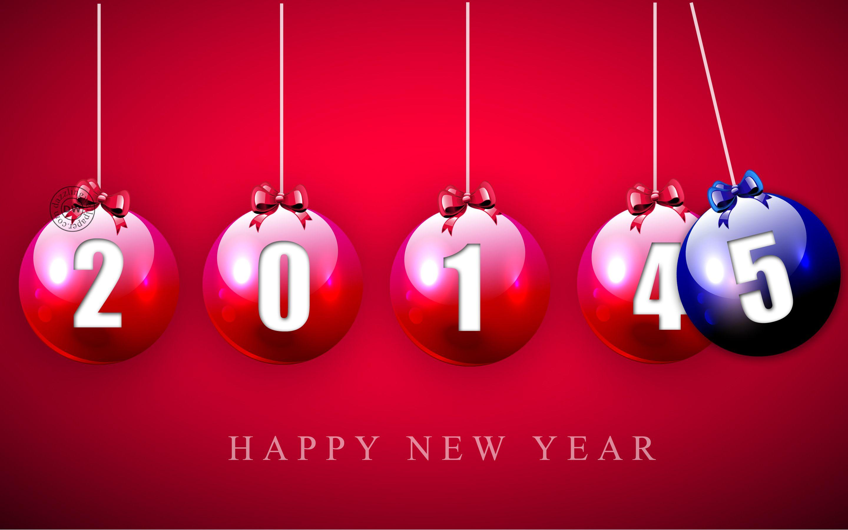 Wallpaper download new year 2015 - Happy New Year 2015 Hd Wallpaper 1920 1080p 3d Free Download