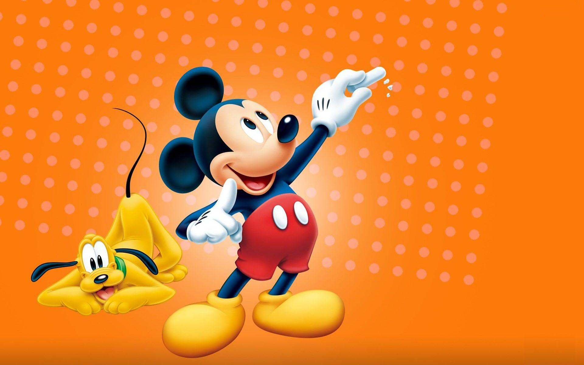 Mickey Mouse HD Wallpaper