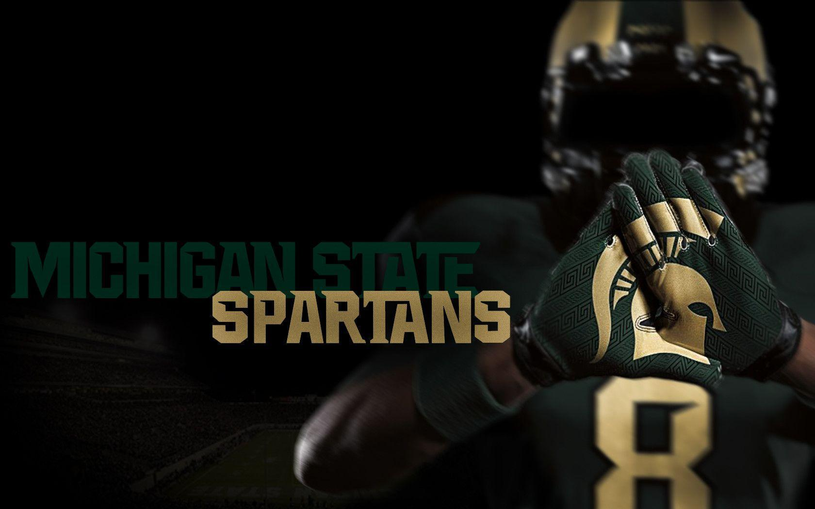 michigan state spartans wallpapers