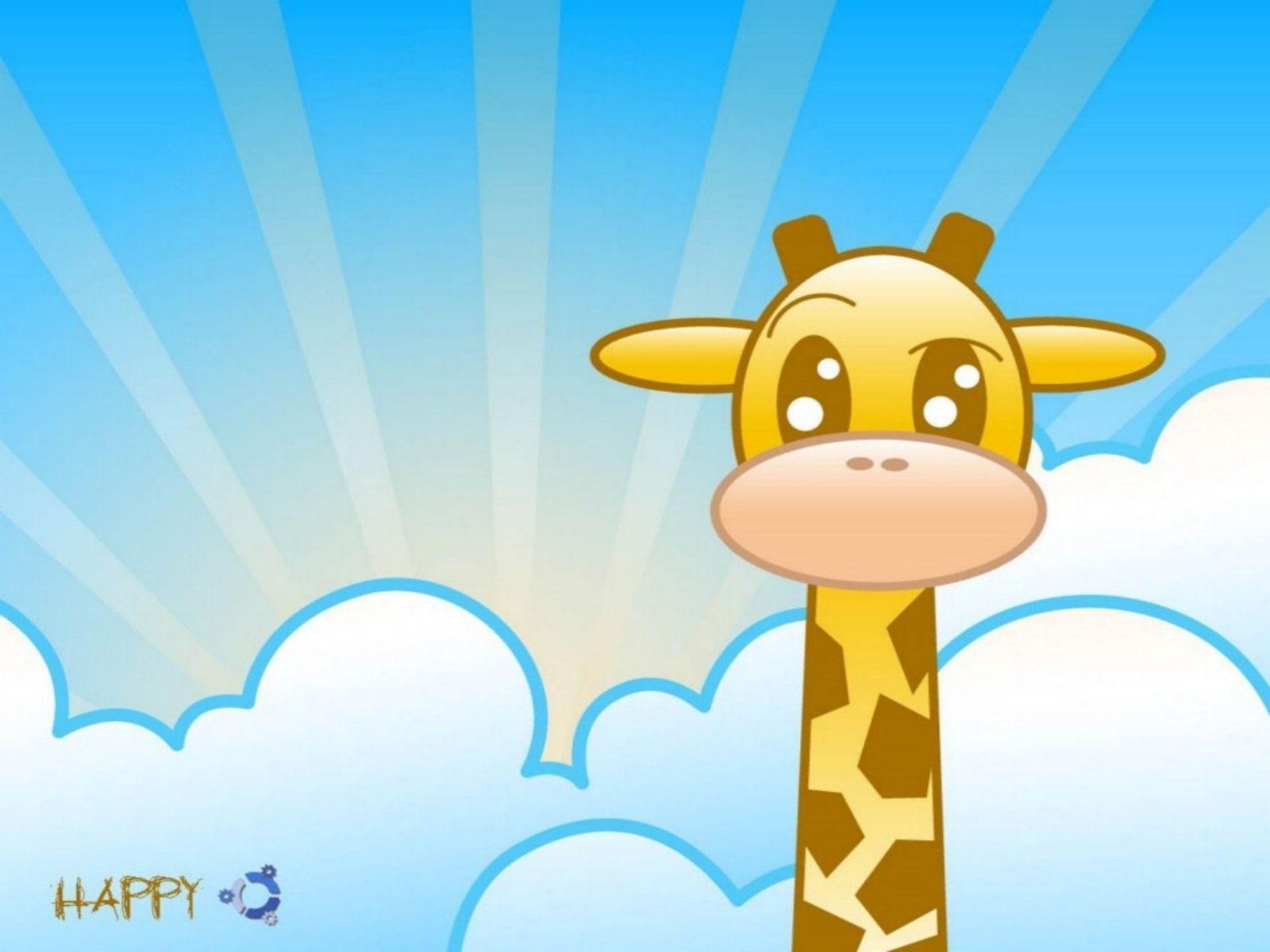 Giraffe Desktop Backgrounds
