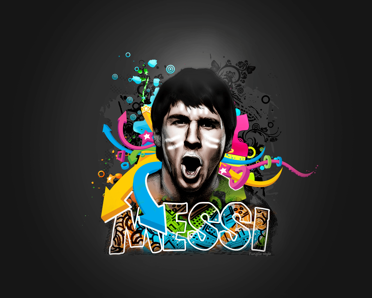Messi Wallpapers HD - Wallpaper Cave