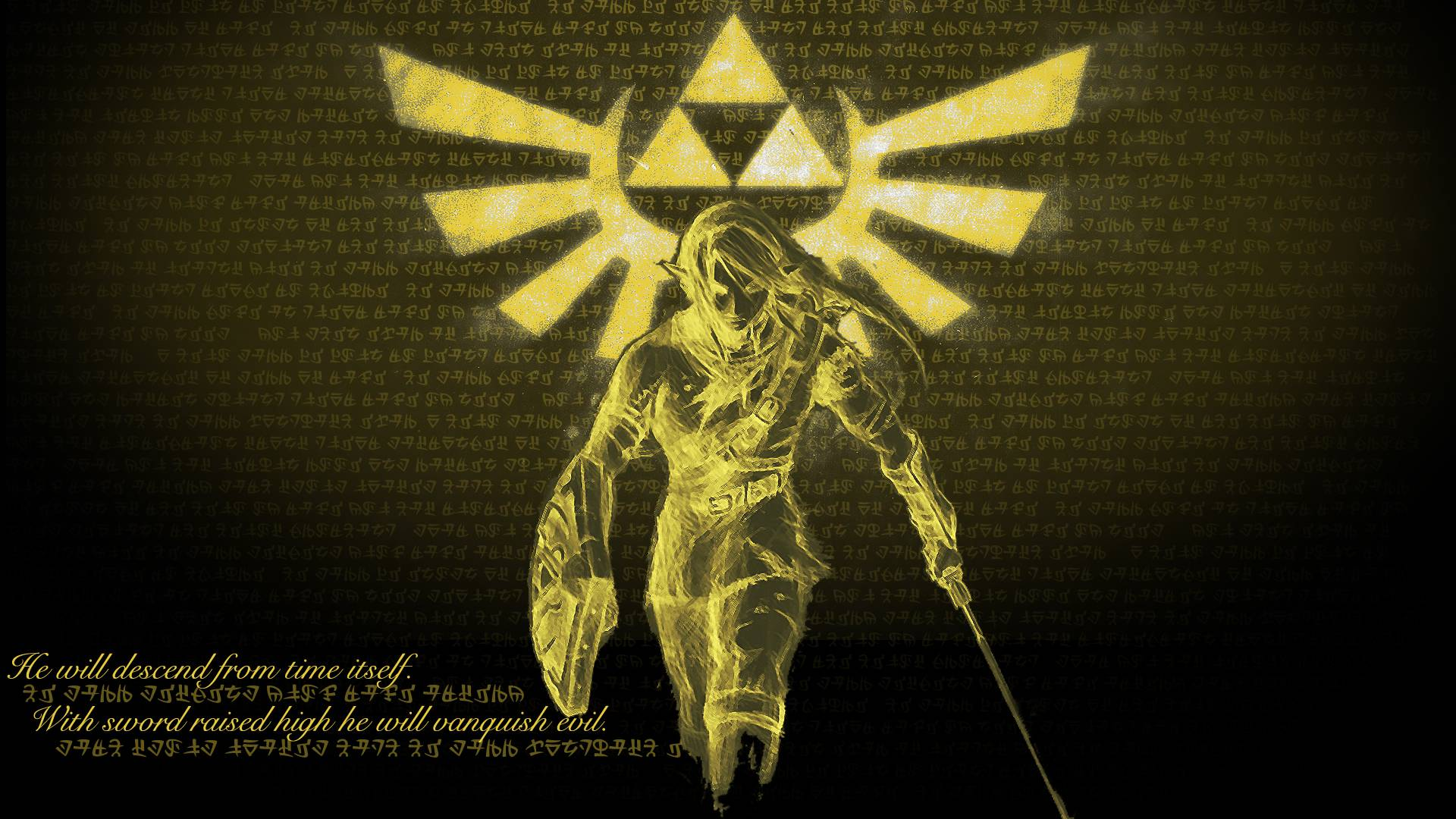 hd zelda wallpapers - photo #11