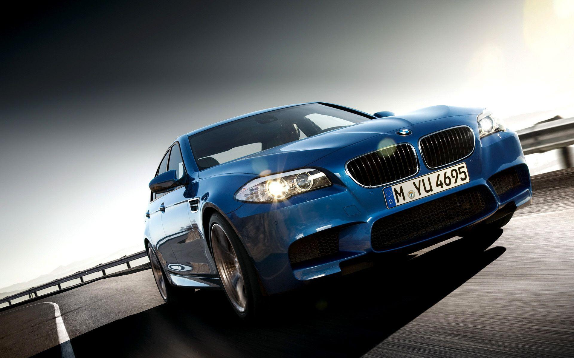2012 BMW F10 M5 3 Wallpapers