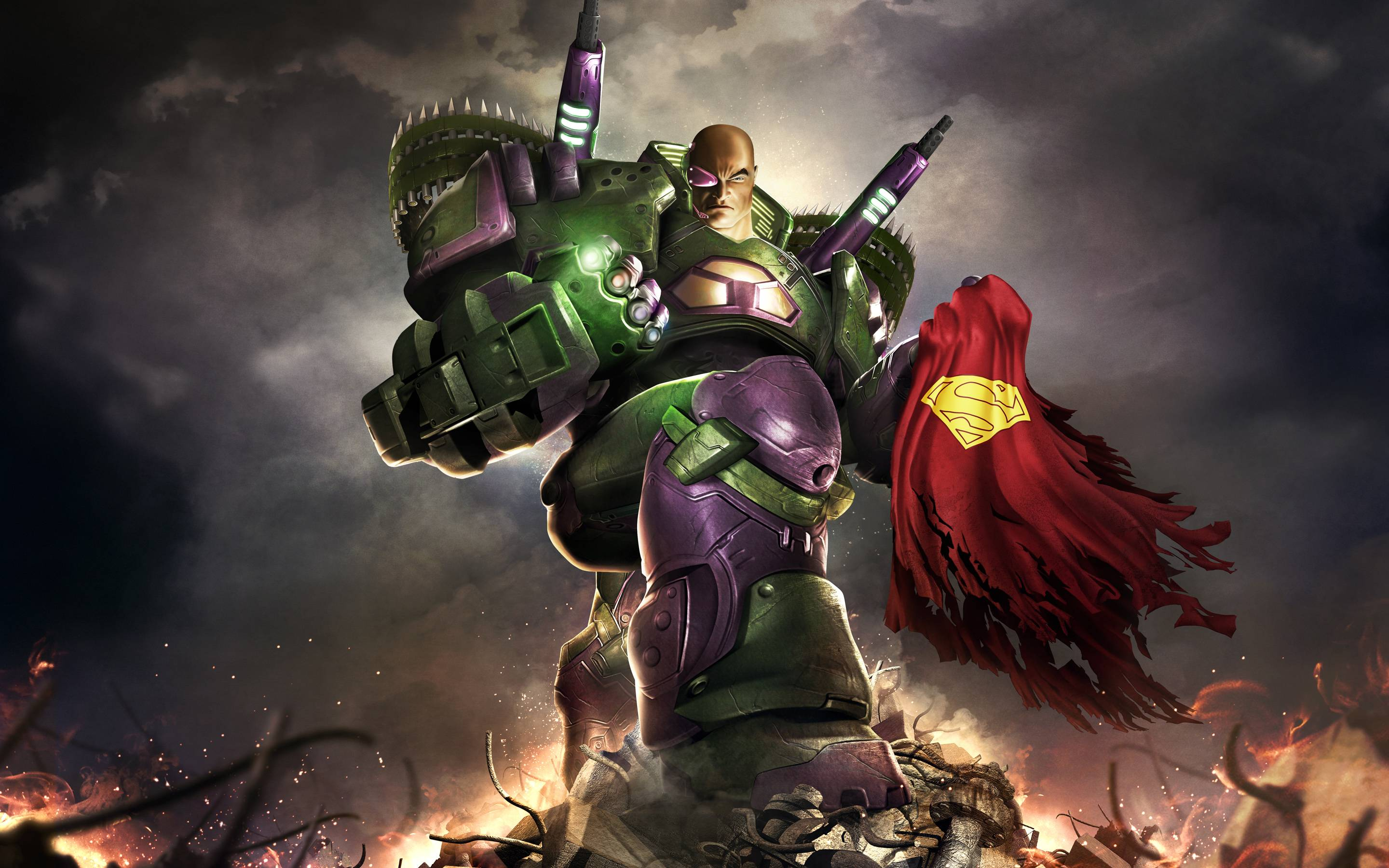 Lex Luthor DC Universe Online Wallpapers | HD Wallpapers