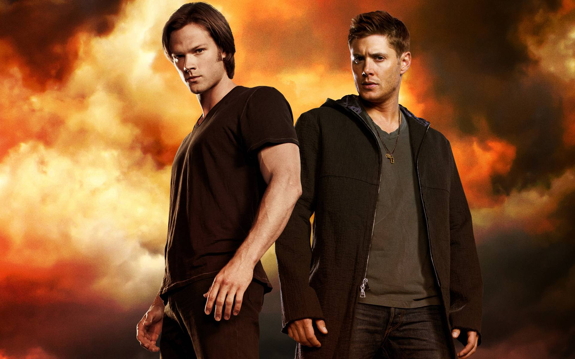 Supernatural Sam And Dean Wallpapers Wallpaper Cave