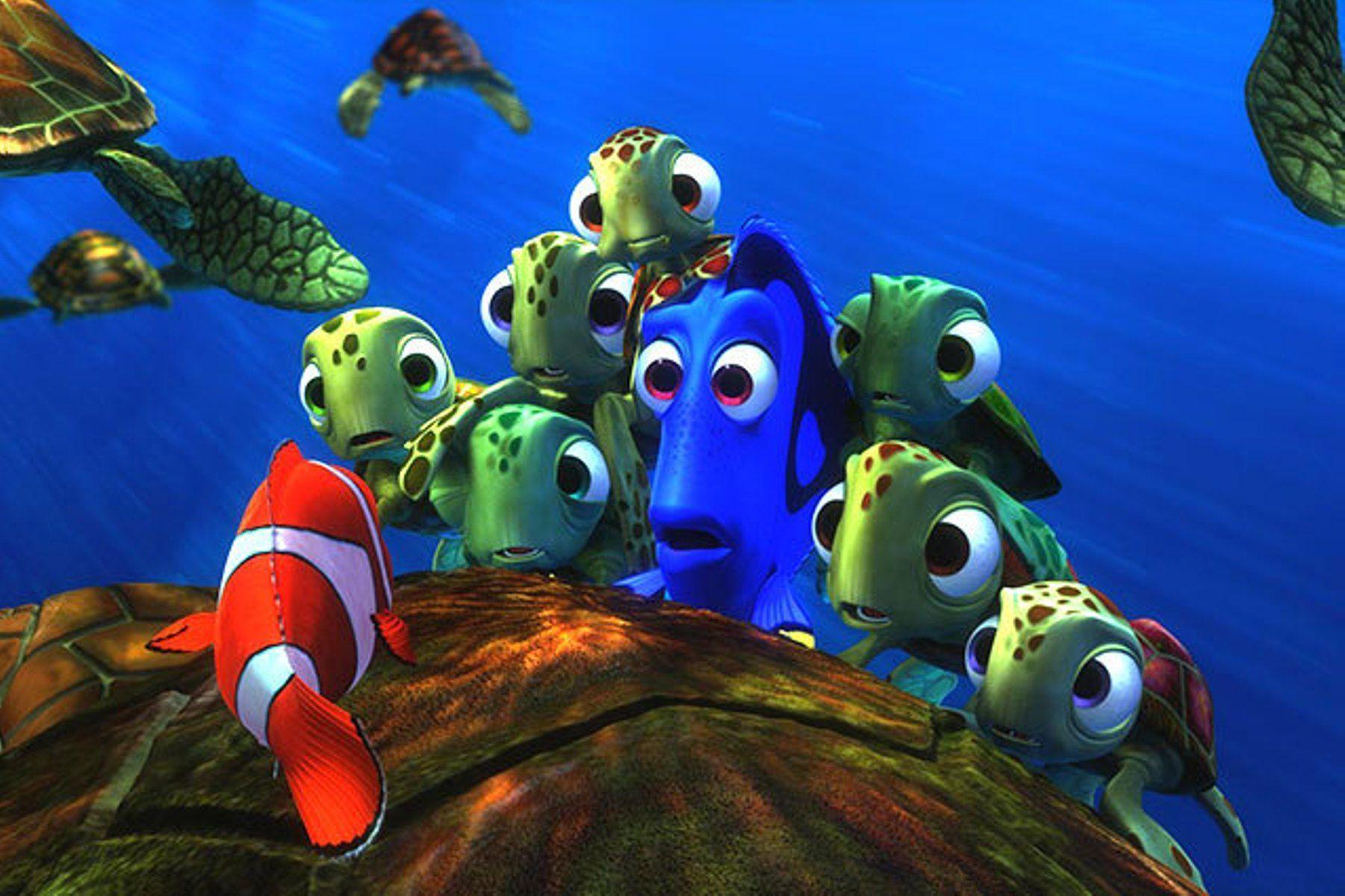 Finding Nemo Dory Wallpaper Desktop Background Wallpapers HD