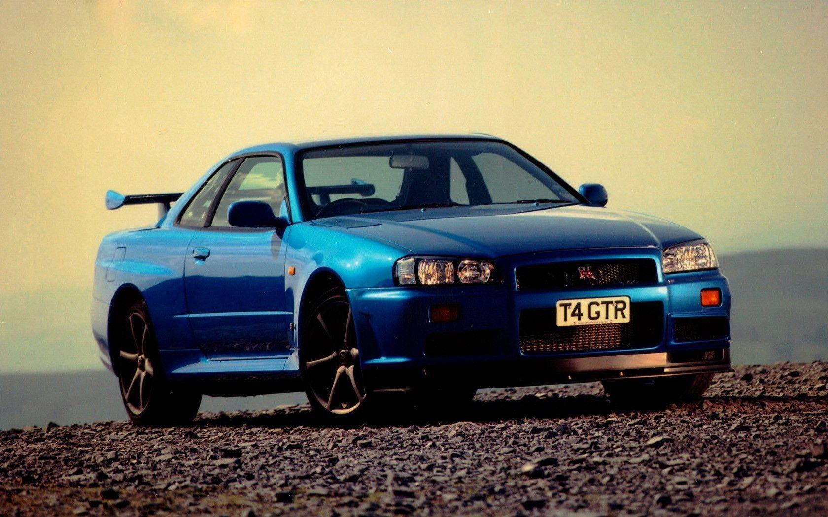 nissan skyline gtr r34 wallpapers wallpaper cave. Black Bedroom Furniture Sets. Home Design Ideas